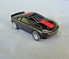 Used Vintage 1:43 Scale Artin # 21 Black Slot Car