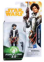 Star Wars Force Link 2.0 Val (Mimban) 3 3/4 Inch Action Figure - BRAND NEW!!!