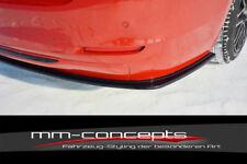 CUP Diffusor Ansatz für 3er BMW Typ F30 Bj. 11 - 15 Heck Stoßstange 2 teilig