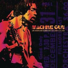 Jimi Hendrix - Machine Gun Jimi Hendrix The Fillmore East 12/31 (NEW 2 VINYL LP)
