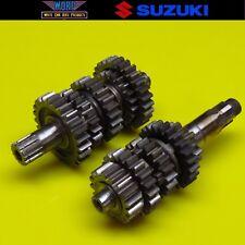 1999 Suzuki RM250 OEM Transmission Gear Box Main Counter Drive Shaft 24120-37E00