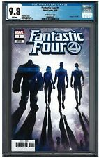 FANTASTIC FOUR #1 CGC 9.8 (10/18) Marvel Pichelli variant white pages
