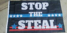 Anti Election Corruption 3X5ft Trump 2024 Flag SHIPS FROM USA