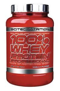 SCITEC NUTRITION 100% WHEY PROTEIN PROFESSIONAL 920G WPC SCITEC