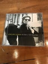 Sabina, Joaquin : 19 Dias Y 500 Noches CD