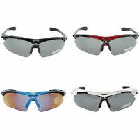 ROCKBROS Fahrradbrille Sportbrille Polarisierte Brille Sonnenbrille UV400 4Farbe