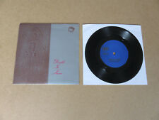"DEATH IN JUNE She Said Destroy / The Calling NER 7"" NEOFOLK CRISIS CURRENT 93"