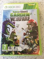 XBOX 360 GAME - PLANTS VS ZOMBIES GARDEN WARFARE
