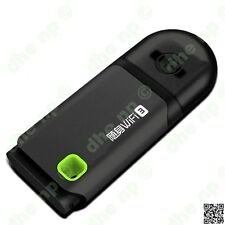 New Portable Mini Pocket USB WiFi Router Hotspot Maker + Client Mode:For Windows