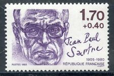 STAMP / TIMBRE FRANCE NEUF N° 2357 ** JEAN PAUL SARTRE