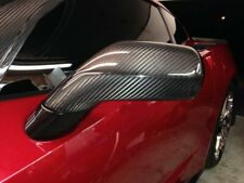 APR CARBON FIBER SIDE MIRROR HOUSINGS FOR CHEVY CORVETTE STINGRAY C7 14-17
