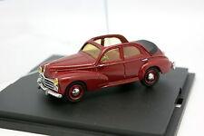 CCC 1/43 - Peugeot 203 Découvrable Rouge