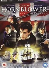Hornblower The Complete Collection - DVD Region 2