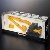 NEW 1/50 Sumitomo SH200LR-7 Long Boom Hydraulic Excavator Diecast model brand