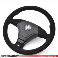 Lederlenkrad BMW E34, E36, E39, Z3 mit Airbag und ALCANTARA