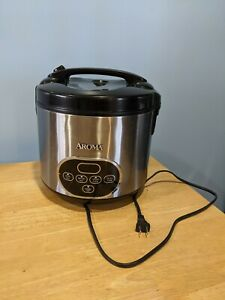 Aroma Housewares 8 Cups Rice Cooker & Steamer