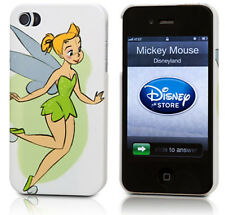 Disney Tinker Bell Sketch Art iPhone 4/4S Hard Clip Case/Cover & Screen Guard