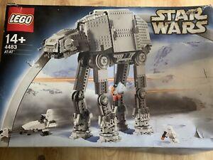 LEGO Star Wars AT-AT (4483) Boxed- See Description