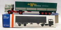 Lion Car 1/50 Scale Nr.59 DAF 2800 Covered Artic de Wilde Model Truck