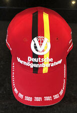 Michael Schumacher 7 Time World Champ Special Collectors Final Edition Cap NWT