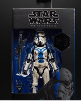 Star Wars The Force Unleashed STORMTROOPER Commander Black Series-NEW/FREE SHIP