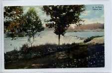 (Gw781-449) St. Joe Dam, ELKHART, Indiana, USA 1910 VG