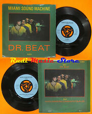 LP 45 7''MIAMI SOUND MACHINE Dr.beat When someone comes into your life cd mc dvd