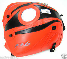 Yamaha FZ6 05-09 Bagster TANK COVER Baglux PROTECTOR cover orange 1507F