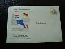 ALLEMGNE RFA - enveloppe entier 1966 (cy12) germany