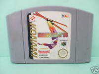 Nintendo 64  Nagano winter olympics 98