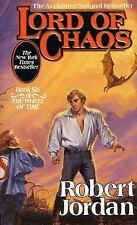 THE WHEEL OF TIME: LORD OF CHAOS by Robert Jordan - Book 6