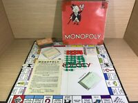 RARE - Juego de Mesa Monopoly Edicion Clasica Borras Made in Spain