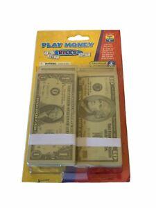 Play Money Educational Insights Let's Pretend 300 Bills