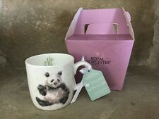 Wrendale Designs Panda bone china mug