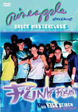 DVD:PINEAPPLE STUDIOS - DANCE MASTERCLASS -  FUNK FUSION - NEW Region 2 UK