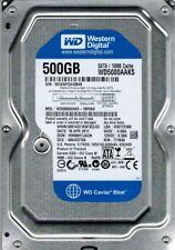 Western Digital WD5000AAKS-19V0A0 500GB DCM: HHNNHTJAGN