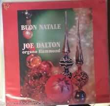 Buon Natale - Joe Dalton organo Hammond - LP-091