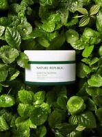 NEW[NATURE REPUBLIC]GREEN DERMA MILD CREAM EXO Korean cosmetics Special Freeship