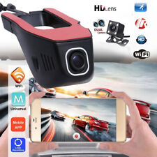 1080P HD WiFi Car Auto Vehicle DVR Video Recorder Dash Cam Motion Detection