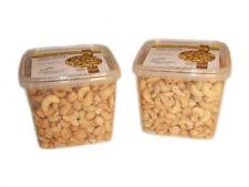 1kg Cashewkerne Geröstet und Gesalzen 2 Dosen A 500g