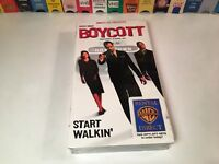 Boycott Sealed Promo Screener VHS '01 TV Movie Civil Rights Drama Jeffrey Wright