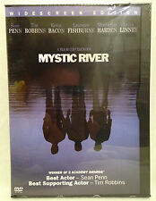 Mystic River (DVD, 2003) Widescreen, Sean Penn, Tim Robbins, BRAND NEW SEALED!
