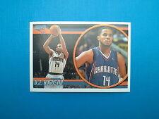2010-11 Panini NBA Sticker Collection n.127 D.J.Augustin Charlotte Bobcats