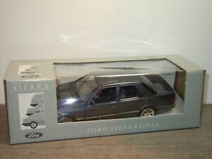 Ford Sierra Ghia - Schabak 1510 Germany 1:25 in Box *31935