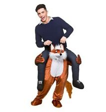 Carry Me Fox Wicked Piggy Back Fancy Dress Costume Stag Do