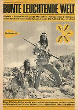 Winnetou - Presseartikel - Karl May - Perre Brice - Lex Barker - S. Granger