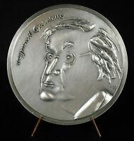 Medal Raymond Queneau Claude Bee Small Cosmogony Roadside Oulipo Medal