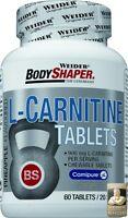Weider BodyShaper L-Carnitine Tabletten Ananas Geschmack (21,01 EUR pro 100 g)