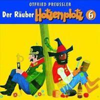 """OTFRIED PREUSSLER """" DER RÄUBER HOTZENPLOTZ 06"""" CD NEU"""
