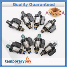 8x OEM Automatic Transmission Solenoid 722.9 for Mercedes Benz 7 Speed R/AWD RWD